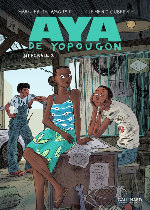 AYA DE YOPOUGON  -  INTEGRALE VOL.2  -  T.4 A T.6